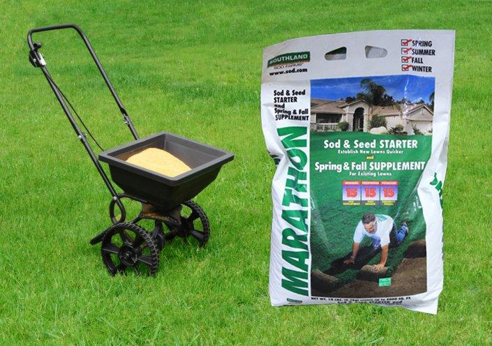 Marathon Sod & Seed Starter Spring & Fall Supplement