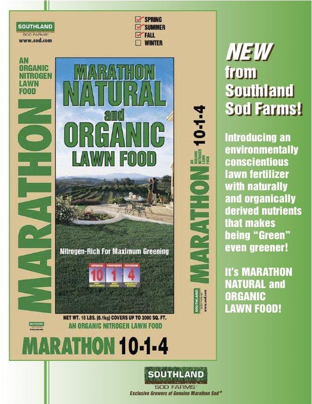 natural marathon